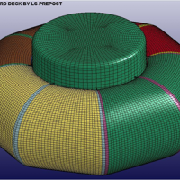 ESA – Airbags for Small Landers: Design